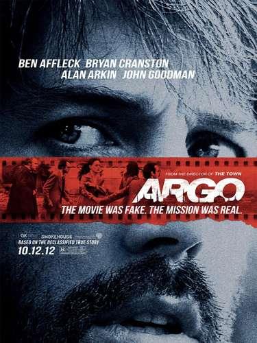 En la categoria de película dramática se encuentra nominada Argo con Ben Affleck, filme que también dirigió.