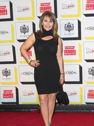 María Elena Salinas en la fiesta de 'La estrella del año' de People en Español