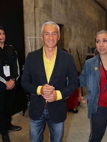 Jorge Ramos listo para presentarse en el Teletón