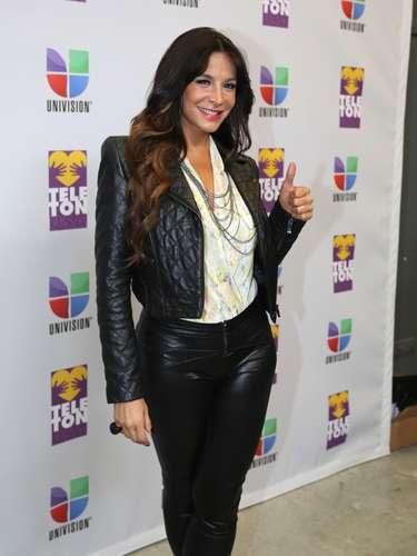 Lorena Rojas impulsó a la gente a donar