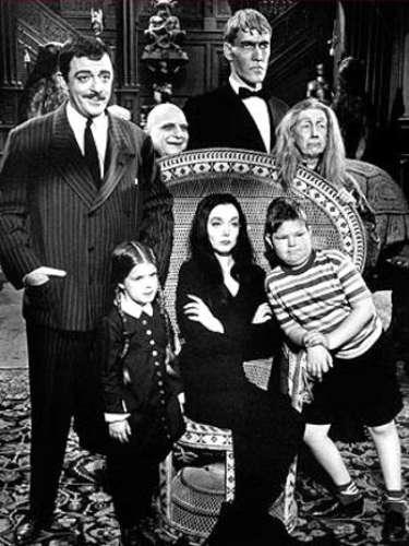 Los Locos Addams. Comedia que narra la vida \