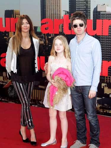 Anais, hija de Noel Gallagher, ya firmó con Select y Mario Testino y se cree que puede ser la próxima Kate Moss de las pasarelas. ¿Será?
