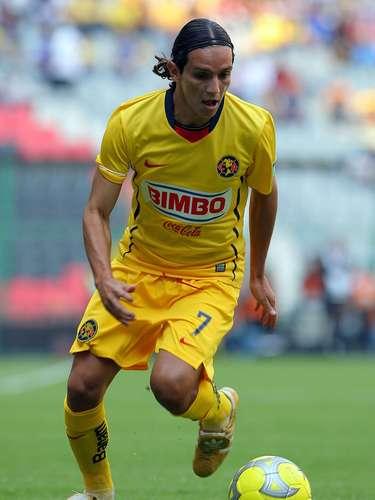 Luego de siete años como figura del Pachuca, Andrés Chitiva llegó al América en 2008 con una gran expectativa, pero el colombiano no tuvo el éxito esperado.