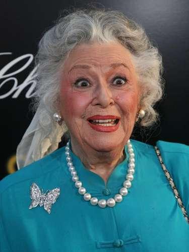 ANN RUTHERFORD  La actriz que interpretó a la hermana de Scarlett O'Hara en Gone With The Wind, murió el 11 de junio a los 94 años de edad.