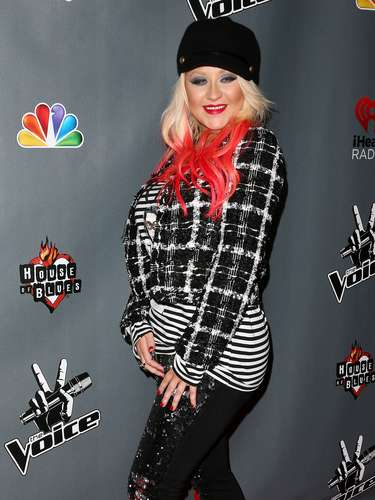 Christina Aguilera may have gotten a lot of flack for her body (and style) this year but she worked those curves like the true diva. While her fashion choices were questionable, we absolutely love that X-tina embraced her hourglass figure this year despite the hate. Check out a bevvy of pics celebrating the 'Your Body' singer's figure in 2012.