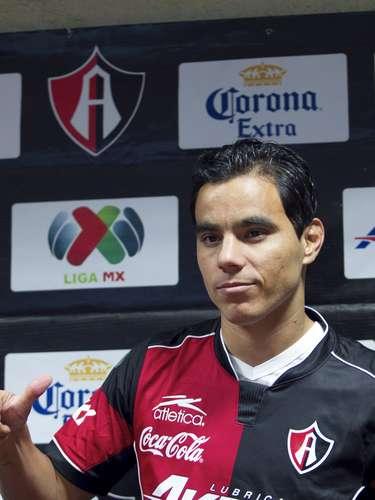 El goleador histórico de Chivas es el flamante refuerzo de Atlas.