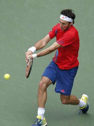 Juan Mónaco, número 12 de la clasificación mundial, ha cosechado cuatro títulos individuales.