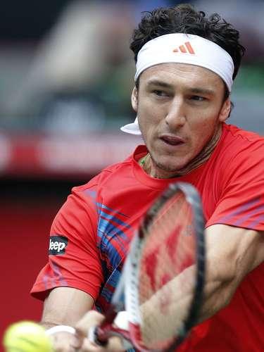Juan Mónaco, ha constatado su mejor año como tenista profesional.
