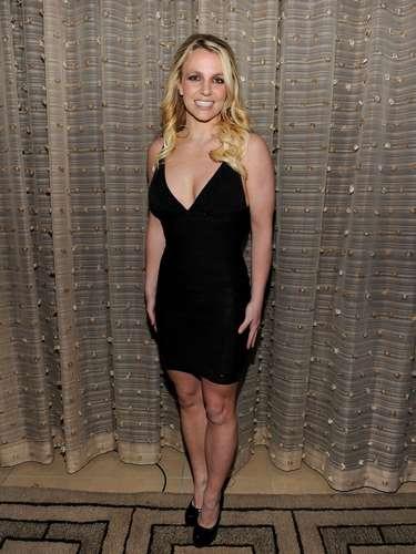 POR OLIVIA O'GAM. Britney Spears será despedida de \