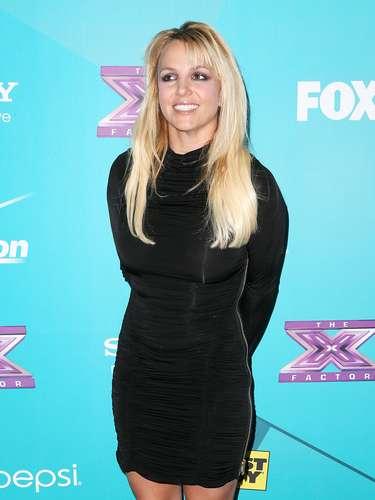 En el segundo trimestre del 2012 comenzamos a notar que Britney lucía tensa al desfilar por las alfombras rojas.