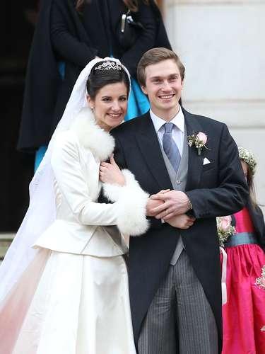 Esta es la tercera boda que la Familia Real de Luxemburgo celebra en tres meses. En septiembre, se casó el archiduque Imre de Austria con la periodista Kthleen Walker. En octubre, lo hizo Guillermo de Luxemburgo con Stéphanie de Lannoy.