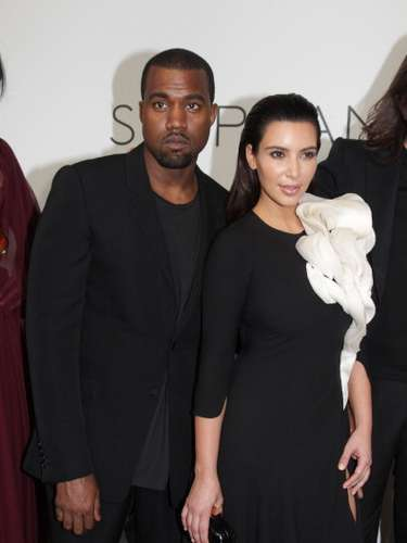 Kim Kardashian loves Kanye's style that she is often asking for his opinion.