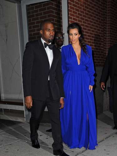 Kimye love fashion and they both have a their own labels.