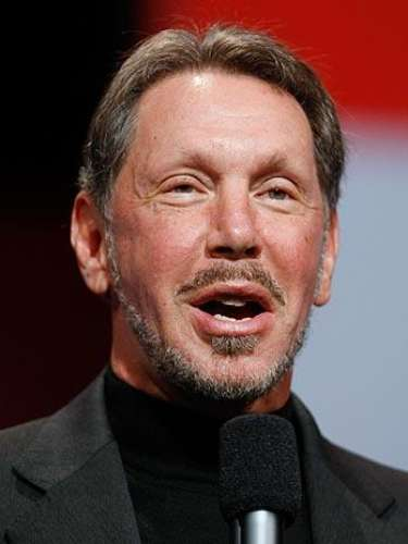 5 - Larry Ellison - CEO de Oracle (US$ 45,4 millones)