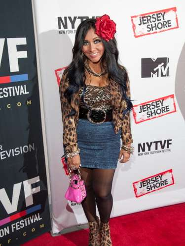 Animal print is a trend that can be found in abundance in Snooki's closet.