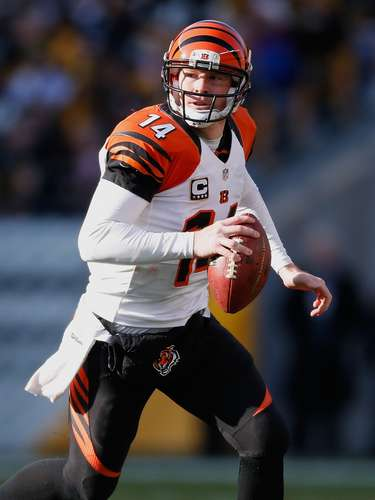 Andy Dalton perdió en 2011 con Houston 31-10.