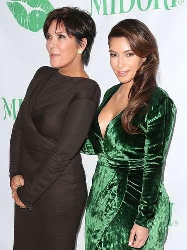 Los ataques fueron muchos, y no pasaron desaparecibidos por la familia Kardashian, en especial por la mamá de Kim, Kris Jenner, famosa por ser manager de sus hijas y en muchos casos, por querer actuar como una más de ellas