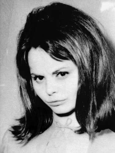 Rocío Dúrcal en el año de 1964, cuando participó en la cinta \