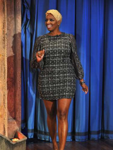 What did you think of NeNe Leakes' rockin' outfit? (Terra USA/Armando Tinoco)