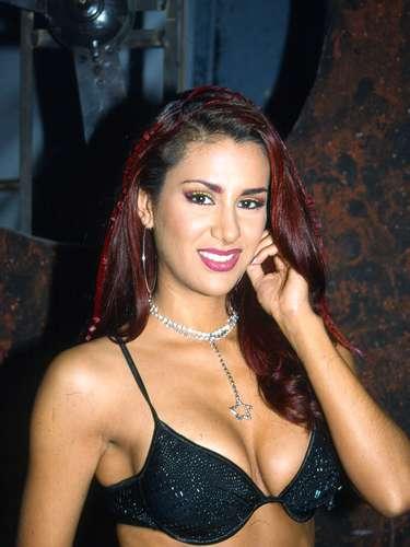 La actriz nació en Naucalpan, Estado de México, en 1976. Foto Archivo, circa 1995/México, 27 de septiembre, 2011.