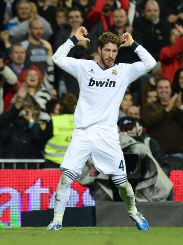 Sergio Ramos (Centreal defender - Spain)