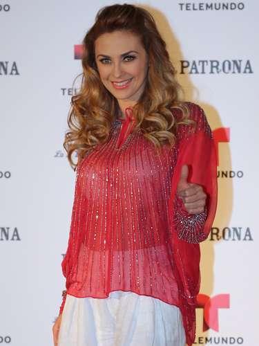 Aracely Arámbula señaló que su personaje de 'Gabriela Suárez' marcará un ante y un después en su carrera como actriz.