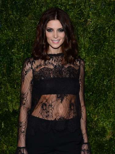 Ashley Greene, quien interpreta a Alice Cullen en la saga de \