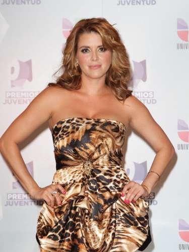 Alicia Machado protagonizó ante millones de personas su propio video íntimo. La exreina tuvo relaciones sexuales con el actor Fernando Acaso durante el reality 'La Granja'.