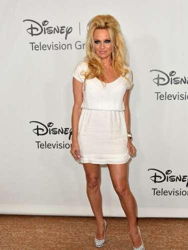 Pamela Anderson: En 1998 salió a relucir el primero de sus videos. Supuestamente, alguien robó y difundió la cinta en la que aparecía teniendo relaciones en un barco con su esposo Tommy Lee.