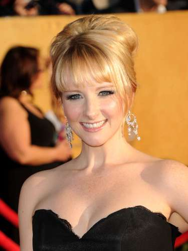 La estrella de 'Glee', Heather Morris, fue víctima de un hacker cuando filtraron fotos de su teléfono celular en donde se veía ligera de ropa.