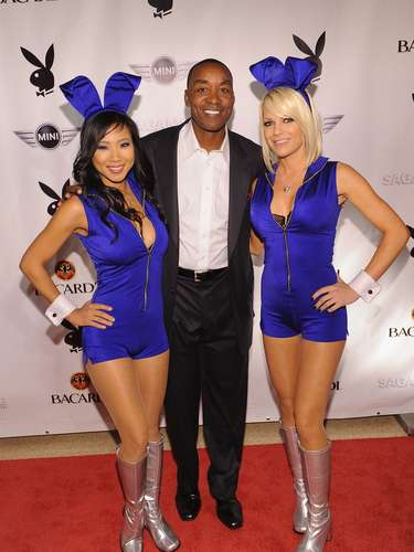 Hall of Famer Isiah Thomas got a little mouthy with a New York Knicks employee Anucha Browne Sanders employee and was sued for sexual harassment. The team lost the case and had to pay $11.5 million in damages.