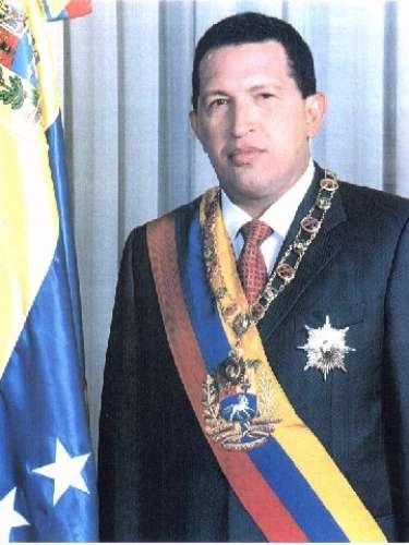 El presidente de Venezuela, Hugo Chávez, asumió como jefe de Estado de su país desde el 2 de febrero de 1999.