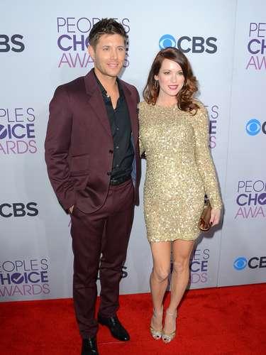 Jensen Ackles y Daneel Harris están como dice Kate del Castillo: Él guapo... ella guapa...