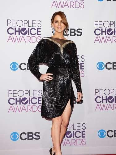 Jennifer Lawrence, protagonista de la exitosa comedia dramática del séptimo arte \