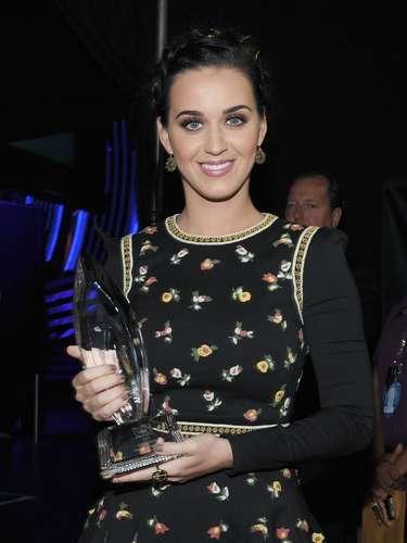 Katy Perry. \