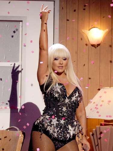 Christina Aguilera. \