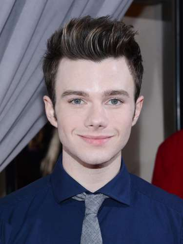 Chris Colfer. \