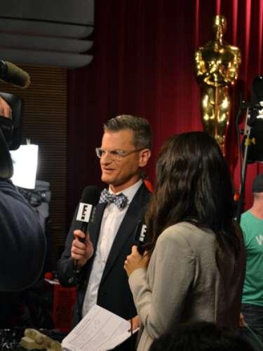 El canal E! transmitió en vivo las nominaciones.