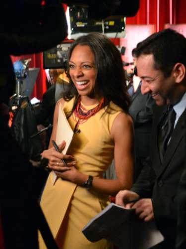 Los nominados dejaron a muchos reporteros contentos.