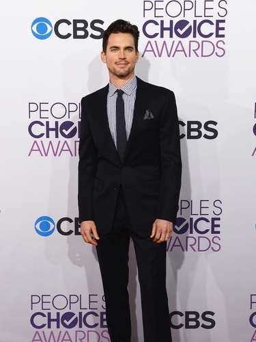 BEST: We can't find one thing wrong with Matt Bomer's suit.