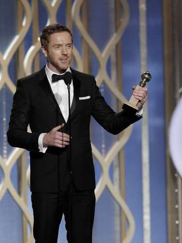 Damian Lewis, Mejor Actor en una Serie de TV, Drama, por \
