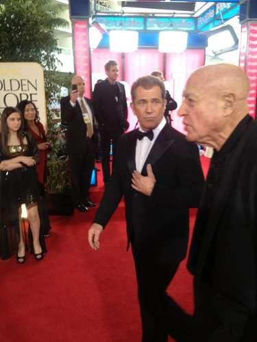El actor, director y productor de cine Mel Gibson solo ha ganado un Globo de Oro y fue por la película 'Braveheart' en 1996.