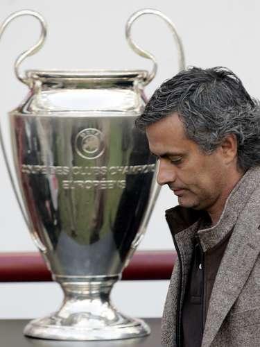 José Mourinho fue contratado por el Real Madrid para ganar la ansiada 'Décima', Copa que se le ha negado al portugués