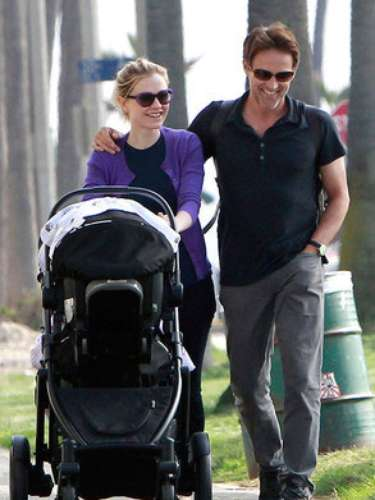 En septiembre, Anna Paquin y su esposo, Stephen Moyer dieron la bienvenida a los mellizos.