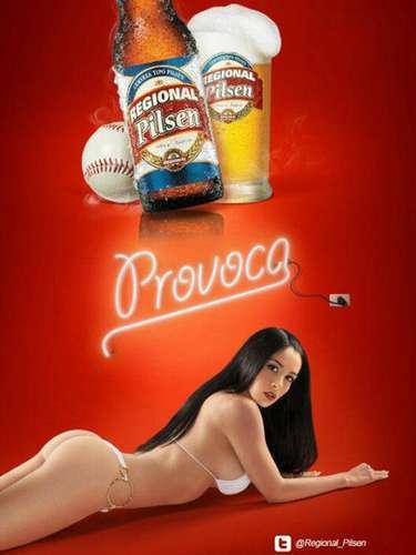 Algunos han dicho a Diosa Canales que no necesita desnudarse para ser sexy, aun así lo sigue haciendo y algunas marcas siguen usando su imagen.