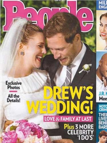 2012 fue un gran año para Drew Barrymore. Después de casarse con Will Kopelman, la actriz de 37 años de edad dio a luz al primer hijo de la pareja, Olivia, el 26 de septiembre.