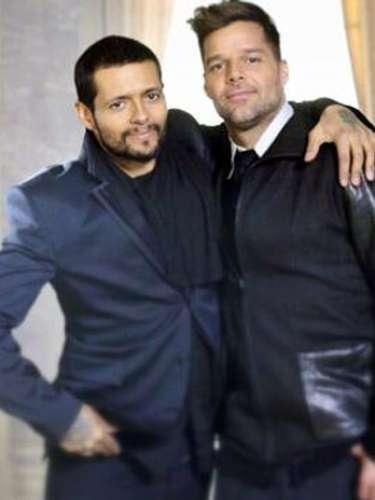 Ricky Martin y Robi Draco Rosa se preparan para encender la celebración del 25 aniversario del Premio Lo Nuestro, al ritmo de las notas del hit \
