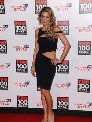 Charlotte Jackson es la presentadora de noticias de la cadena inglesa Sky Sports, quien por su belleza bien podría compartir sus tareas de conductora con los desfiles en cualquier pasarela de moda.