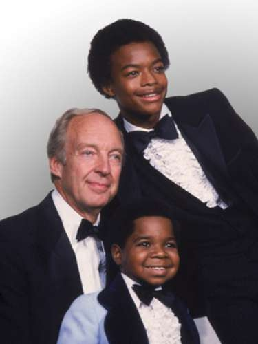 Conrad Bain, best known for playing Phillip Drummond on the classic sitcom, \