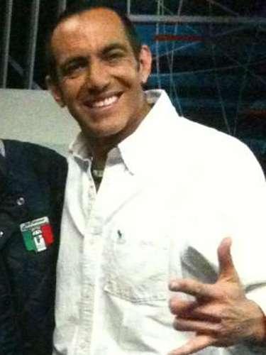 Jorge 'El Chori' Lópezera conductor de 'Adrenalina Xtreme', serie que se transmite por el canal TDN, de Televisa.